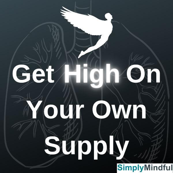 Get High On Your Own Supply Wim Hof Methode